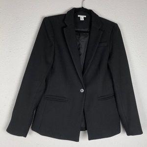 Adrienne Vittadini Black Blazer Small